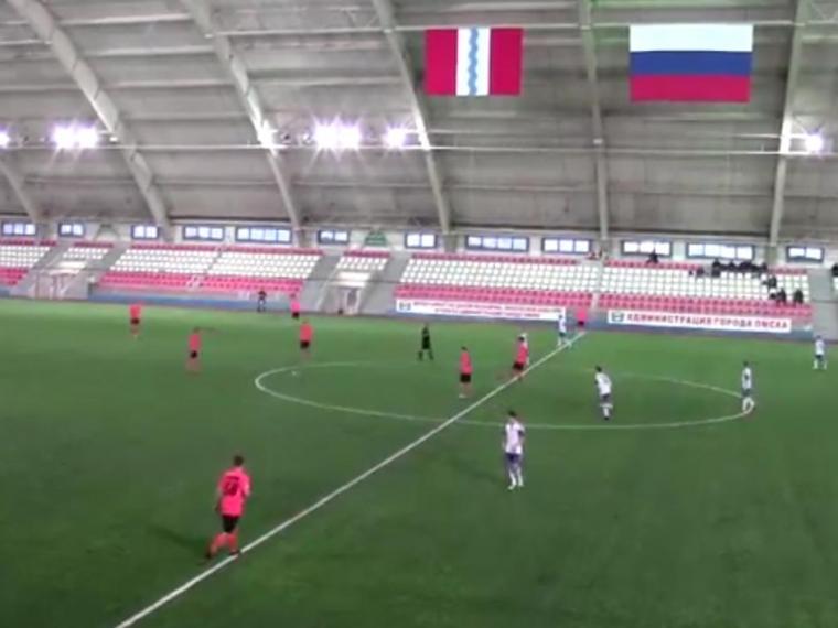Омские футболисты уступили «Тюмени» вборьбе за«Кубок Иртыша»