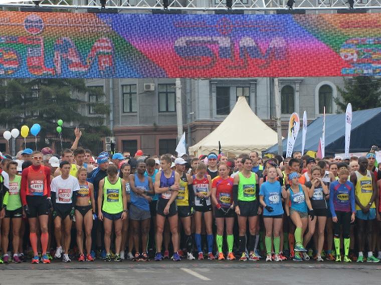 Стартовала регистрация назабеги Сибирского интернационального марафона
