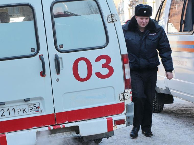 ВОмске под колеса авто попал 10-летний ребенок