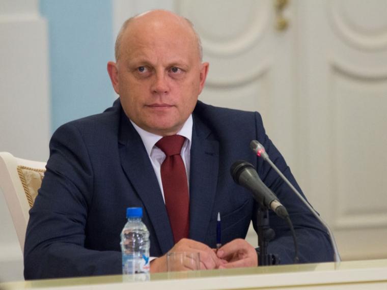 Назаров отбыл на«арктическое» совещание полпредов презентовать Омскую область