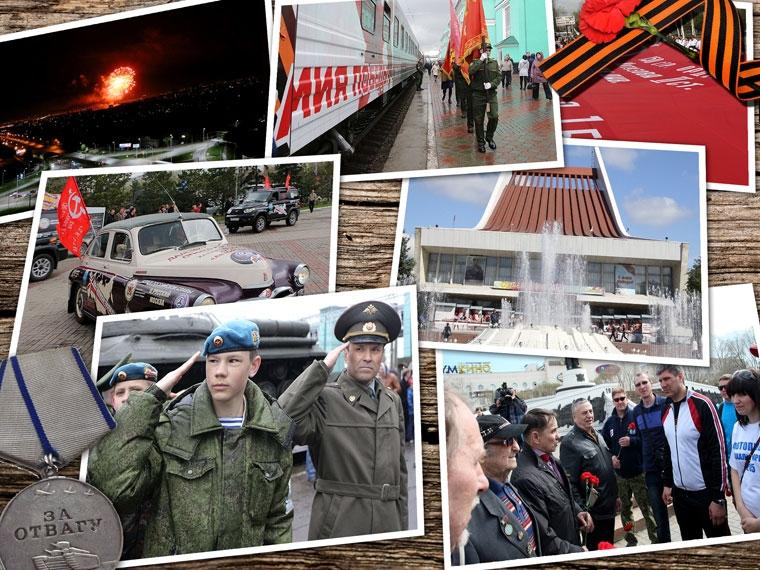 ВОмске приняли решение, как будут украшать город к9Мая