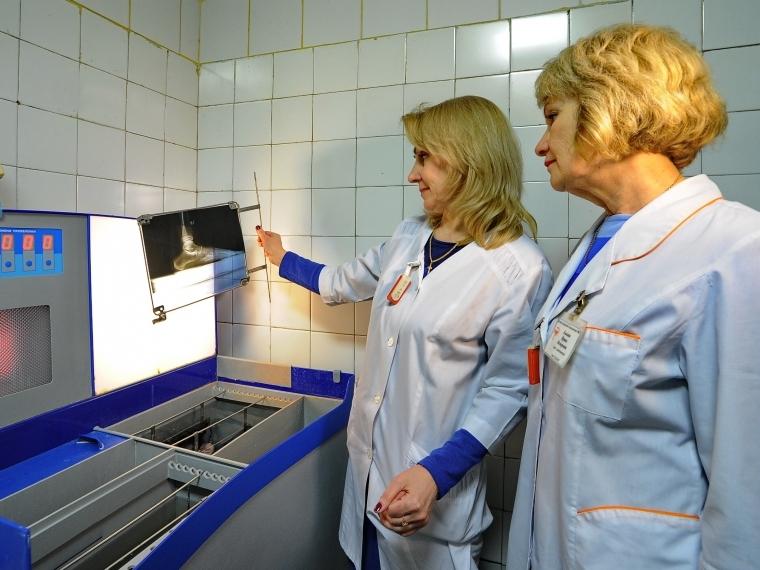 Свердловская область упала на12 пунктов врейтинге эффективности систем здравоохранения
