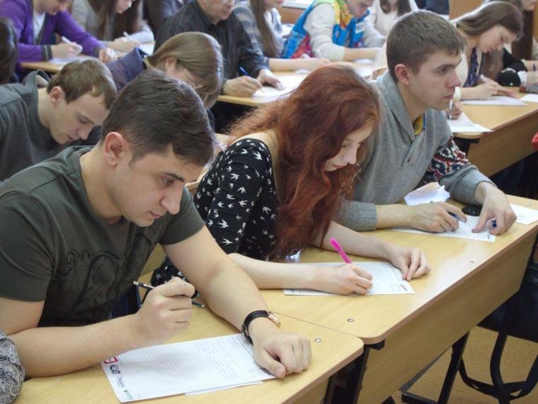 Граждан Камчатки приглашают принять участие вовсемирной акции «Тотальный диктант»