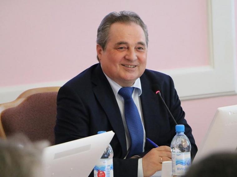Игорь Антропенко стал первым зарегистрированным кандидатом напост главы города