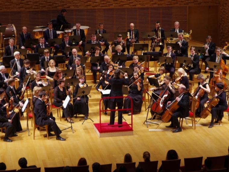 Ансамбль Мариинского театра дал два концерта вНовосибирске