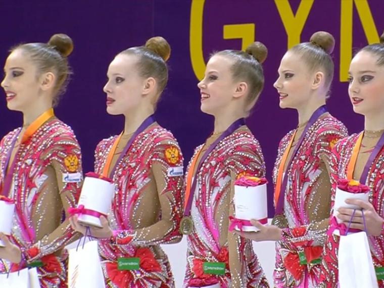 Елизавета Богацкова всоставе русской сборной стала двукратной чемпионкой Европы