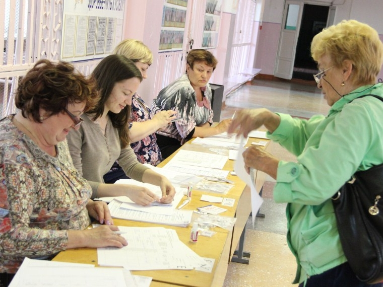 ВПензе проходит предварительное голосование партии «Единая Россия»