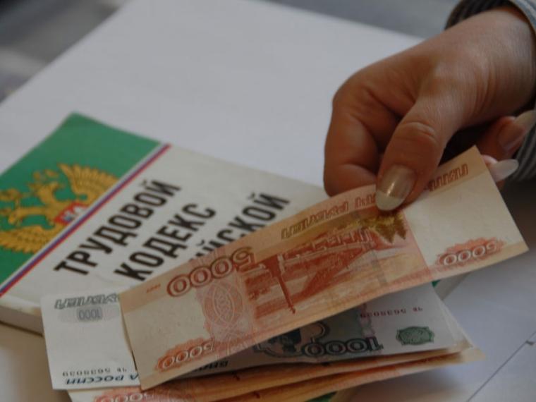 Омские работодатели должны своим сотрудникам неменее 10 млн руб.