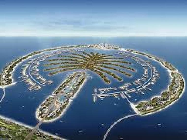 ВАрабских Эмиратах обнаружили остров под названием Омск