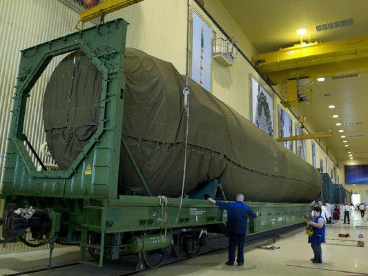 Впредназначенной для запуска винтересах ЕКА ракете «Рокот» выявлены неполадки