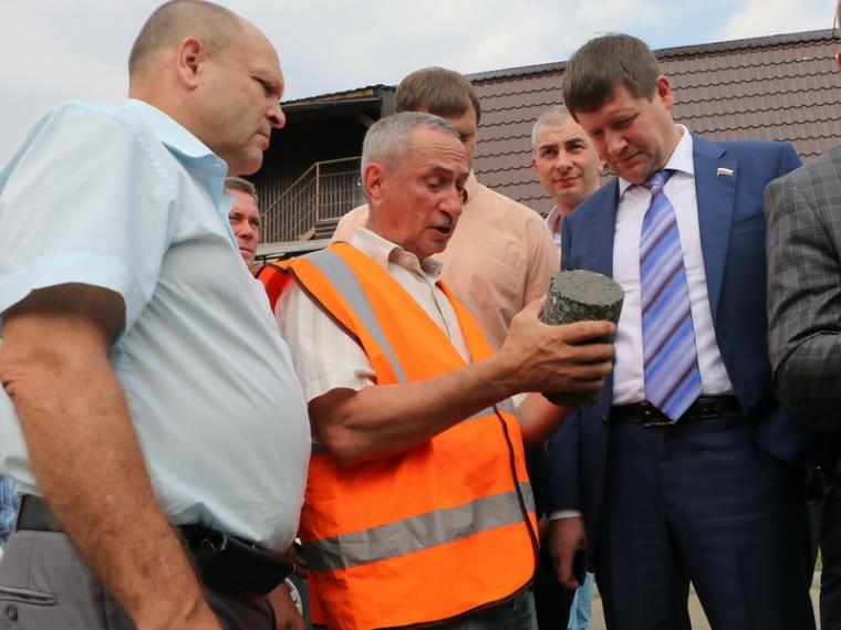 Депутат Государственной думы указал напроблему отсутствия ливневки вОмске