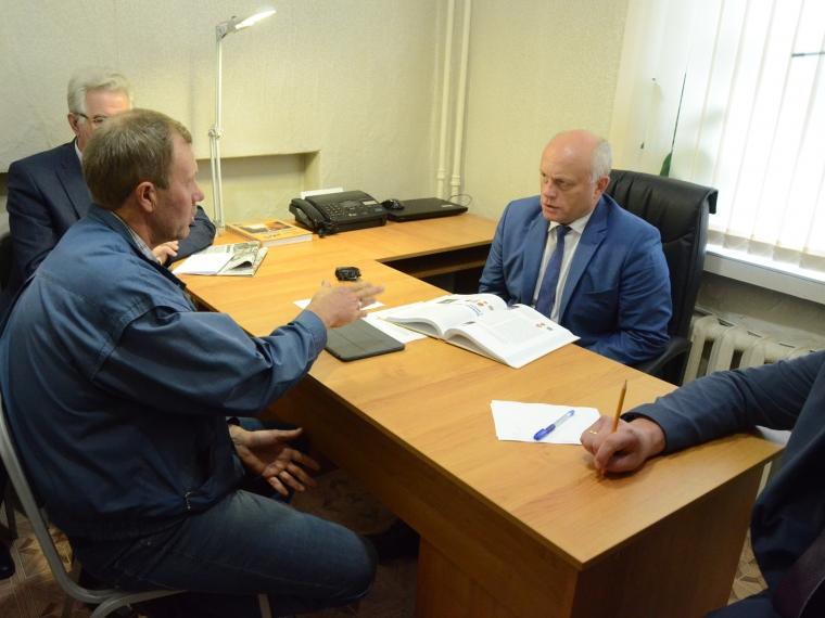 ВОмской области к 2020-ому починят дорогу Муромцево-Седельниково