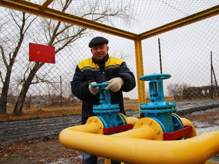 Попоручению Виктора Назарова втекущем году дополнительно газифицируют деревню Гринск