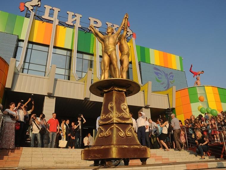 Суд вОмске отказал архитектору Лунину возвращать прошлый имидж цирка