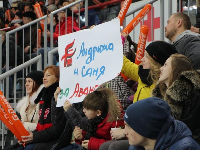 Фанаты «Авангарда» могут приобрести абонемент нановый сезон за25,2 тысячи