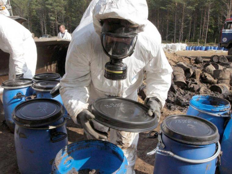 ВОмске будут судить бизнесмена заотравляющие вещества