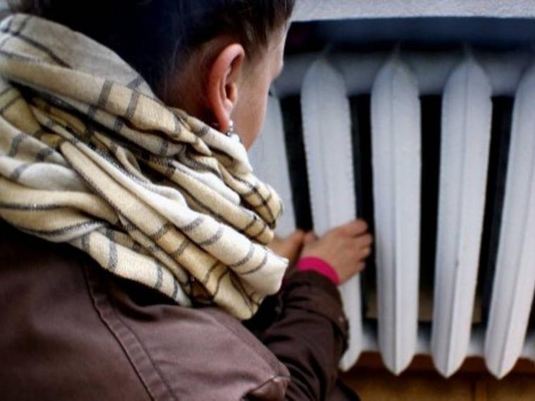 Отопление вдома омичей так инепоступило