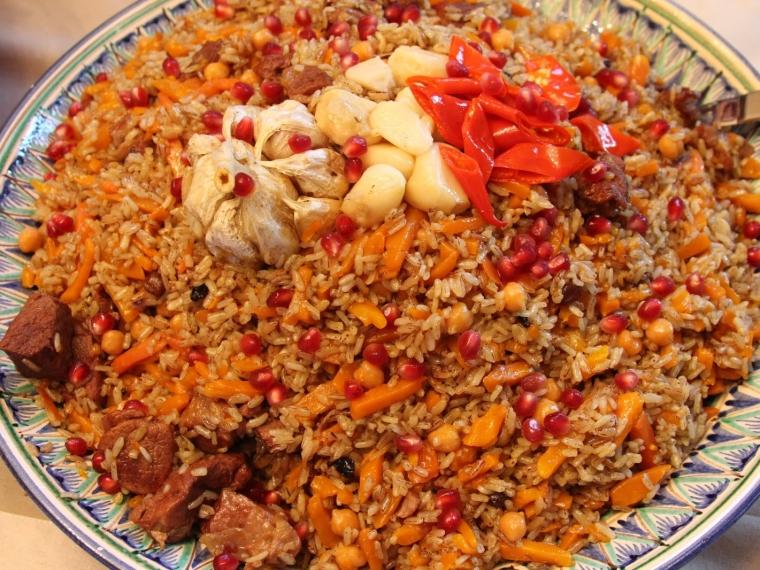 Узбекский плов рецепт дома своими руками
