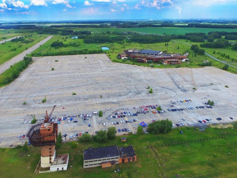 Встроительство аэропорта «Омск-Фёдоровка» вложат 9 млрд руб.