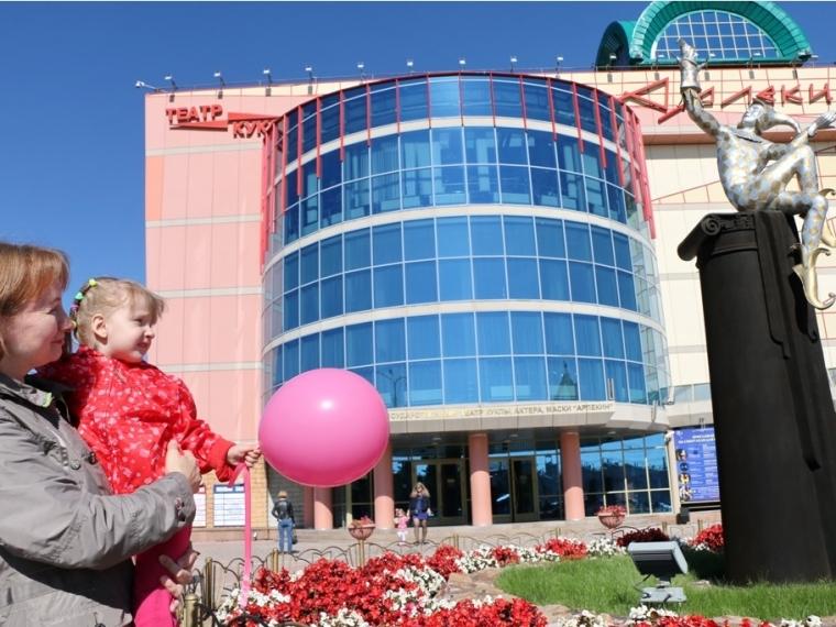 В 2-х детских театрах Омска обновят оборудование засчет федерального бюджета