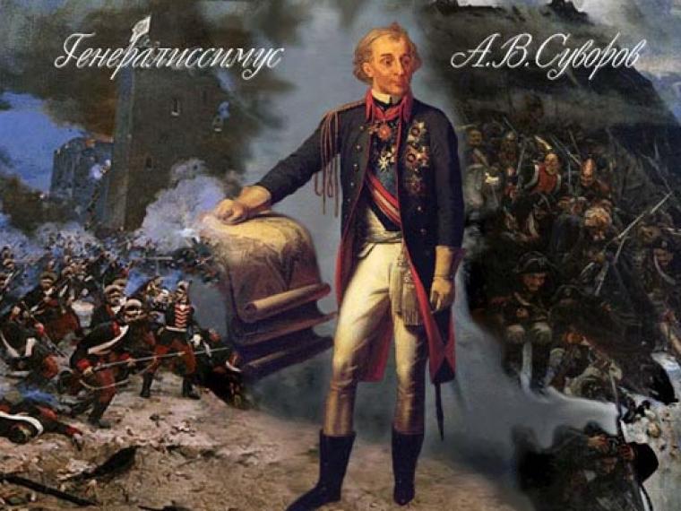 ВОмск привезли иустановят 1-ый монумент полководцу Суворову