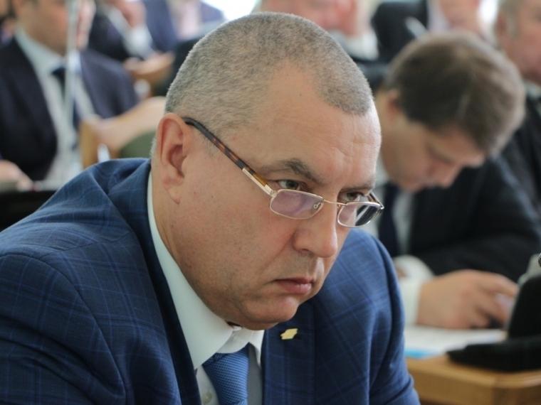 Сергей Фролов поборется за кресло мэра Омска