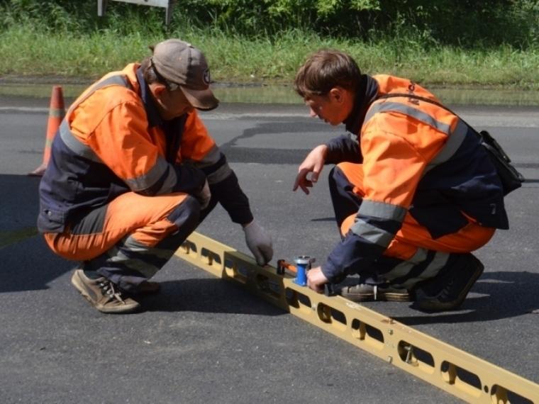 Доконца октября вОмской области введут вэксплуатацию девять областных дорог