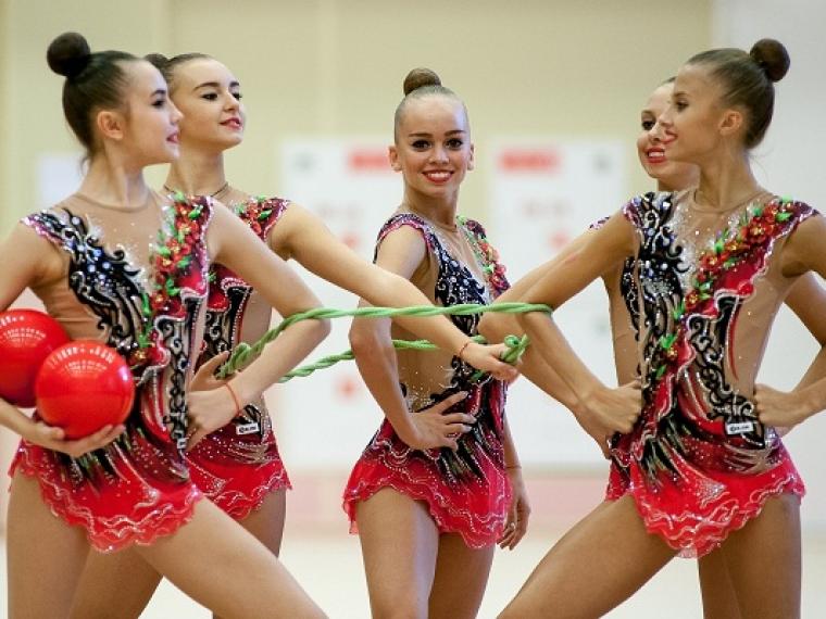 Москвички получили бронзу начемпионатеРФ похудожественной гимнастике
