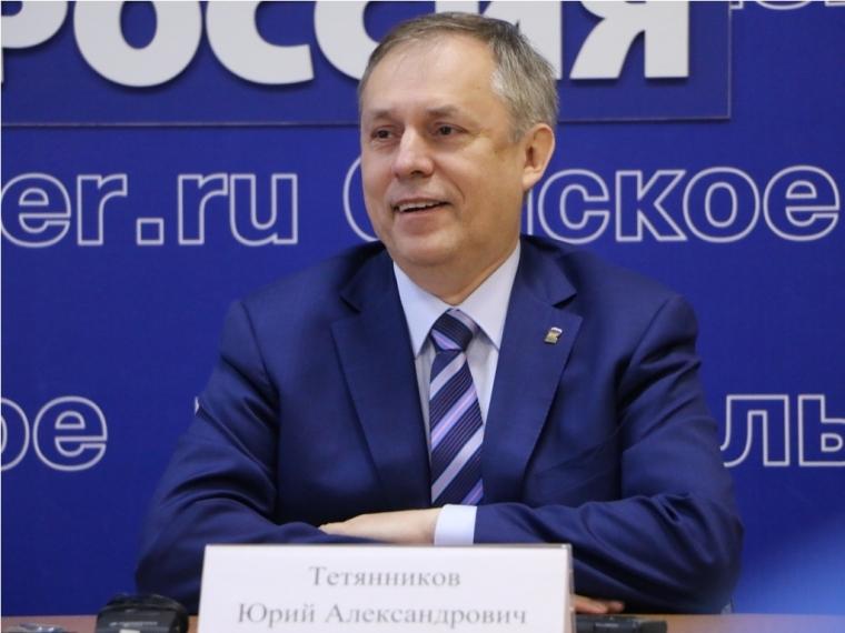 Омские единороссы готовы сотрудничать с губернатором-справороссом