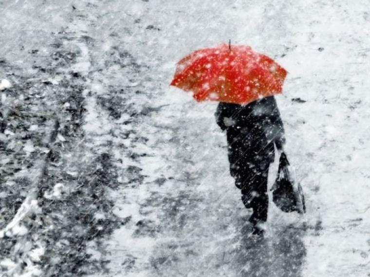 ВОмской области синоптики прогнозируют ледяной дождь иметель