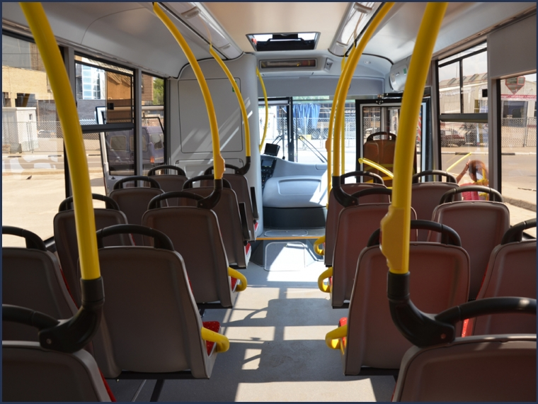 Омская мэрия купила 30 новых автобусов