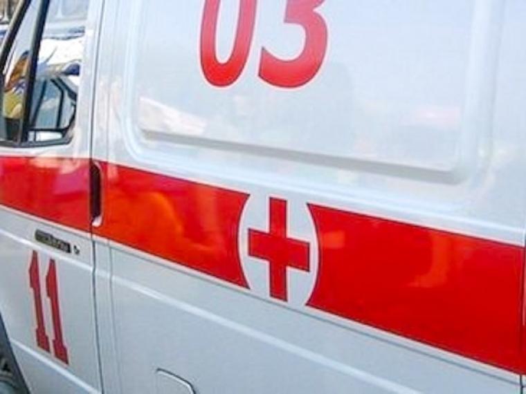 Под Омском умер шофёр перевернувшейся «Шевроле-Нивы»
