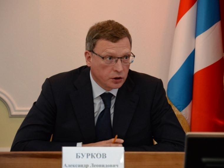 Бурков улетел в столицу обговаривать бюджет Омской области