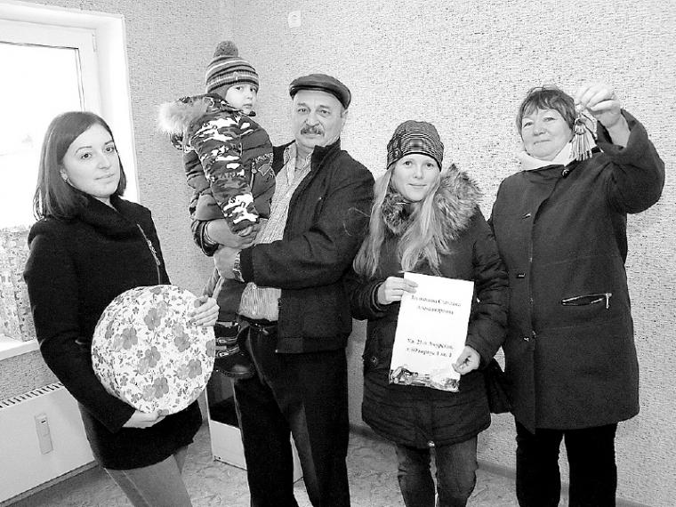 ВОмске 47 выпускников детдомов получили квартиры