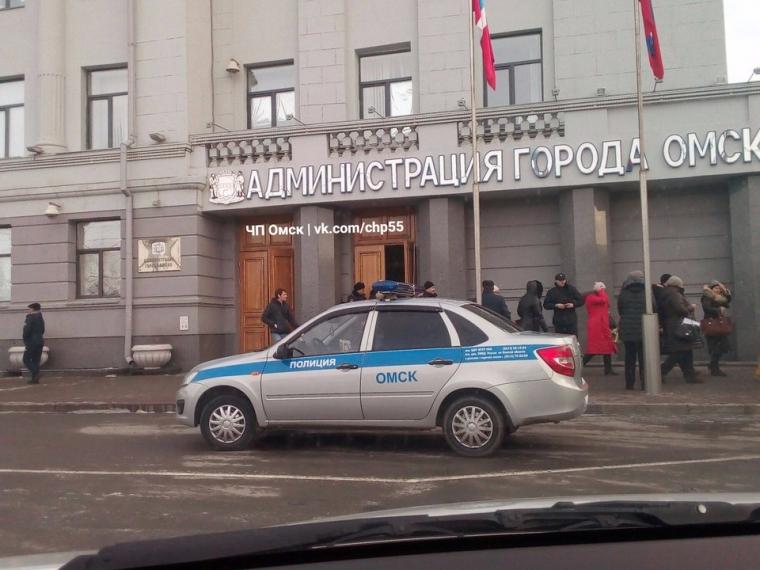 ВОмске началась новая волна эвакуаций