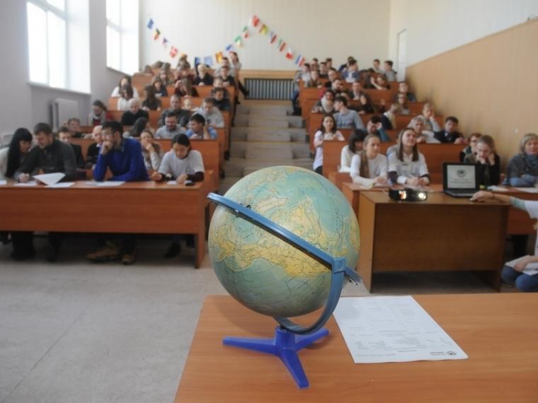 Всероссийский географический диктант напишут вомногих государствах  мира