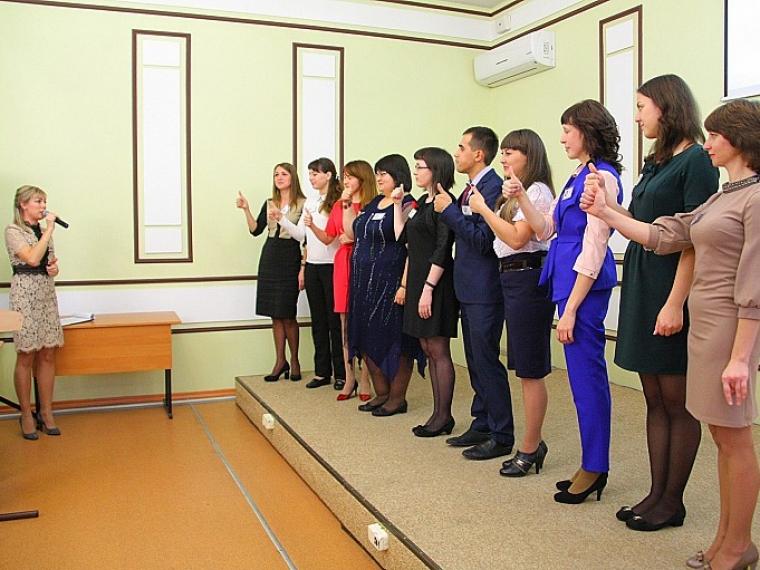 Омские молодые педагоги в рамках «Дебюта» дают открытые уроки