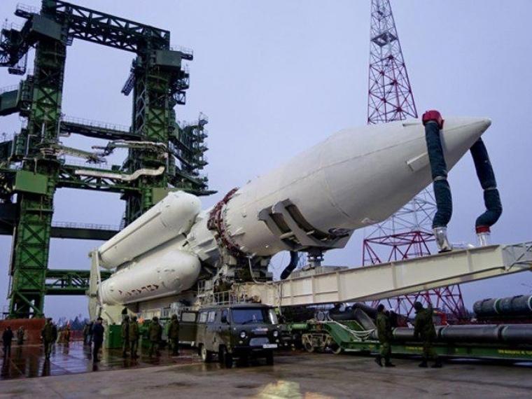 «Роскосмос» сказал о будущих запусках космических аппаратов сВосточного