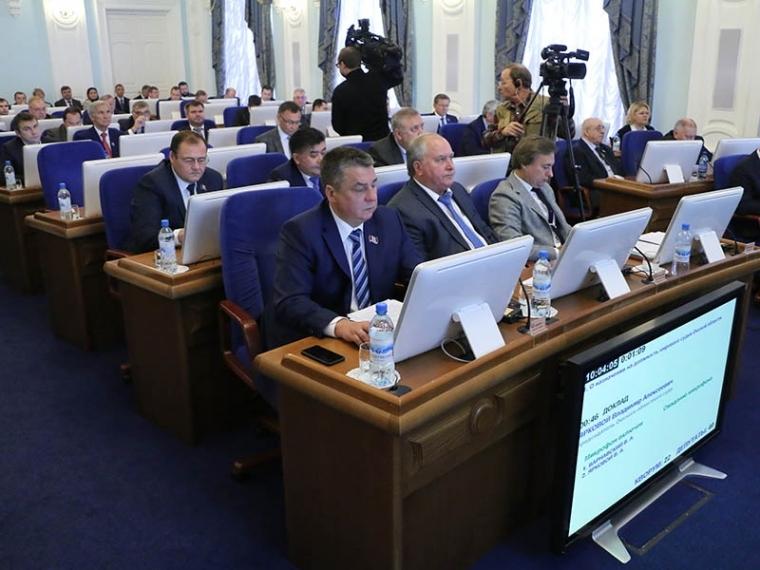 Омск получил практически 300 млн отобласти засчет налогов