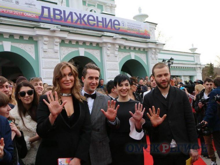 Московский кинофестиваль передвинул омское Движение на осень