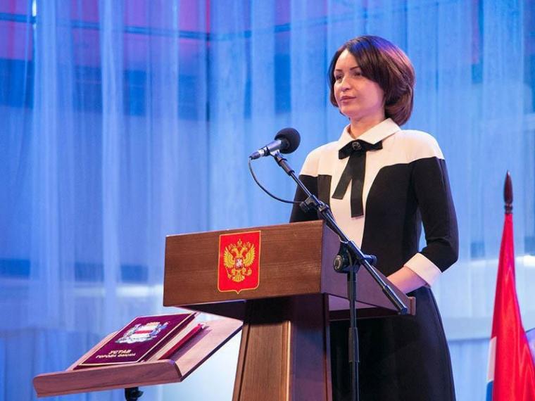 Новый мэр Омска хочет равняться на Путина
