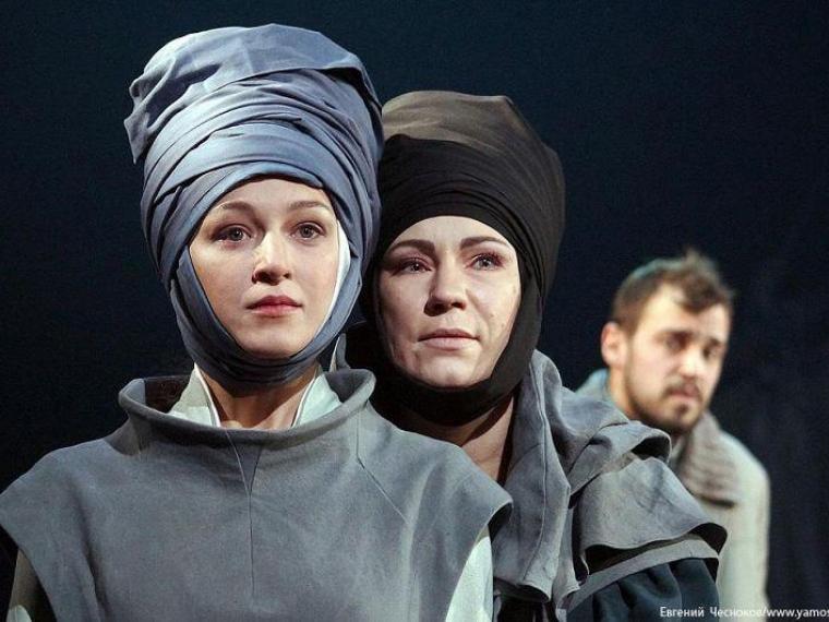 ВКузбассе выступят артисты театра имени Вахтангова