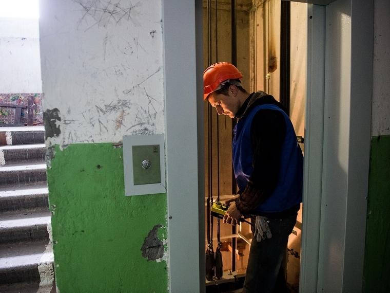 ВОмске в2016-м году попрограмме капремонта поменяют 102 лифта