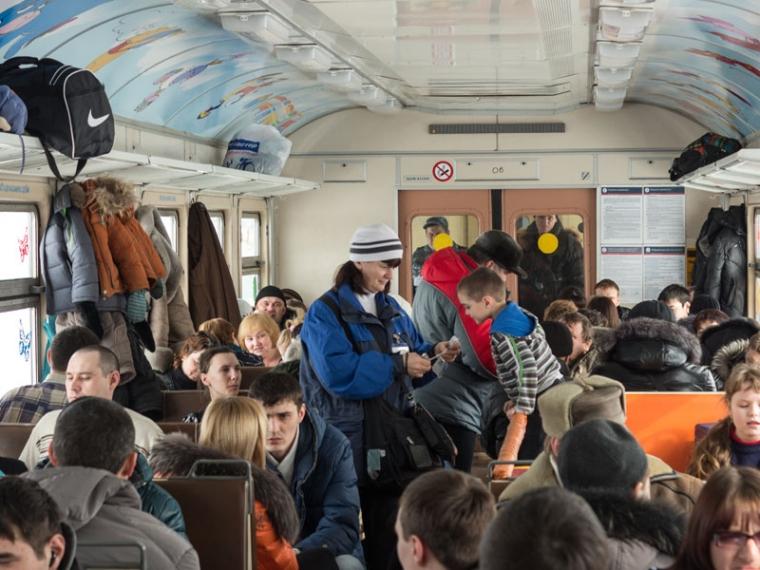 Скорый поезд изОмска вНовосибирск будет ходить круглый год