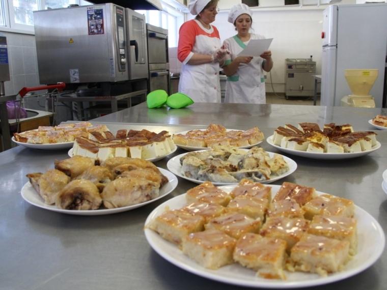 Столовую омской гимназии № 159 закрыли из-за болезни пяти поваров