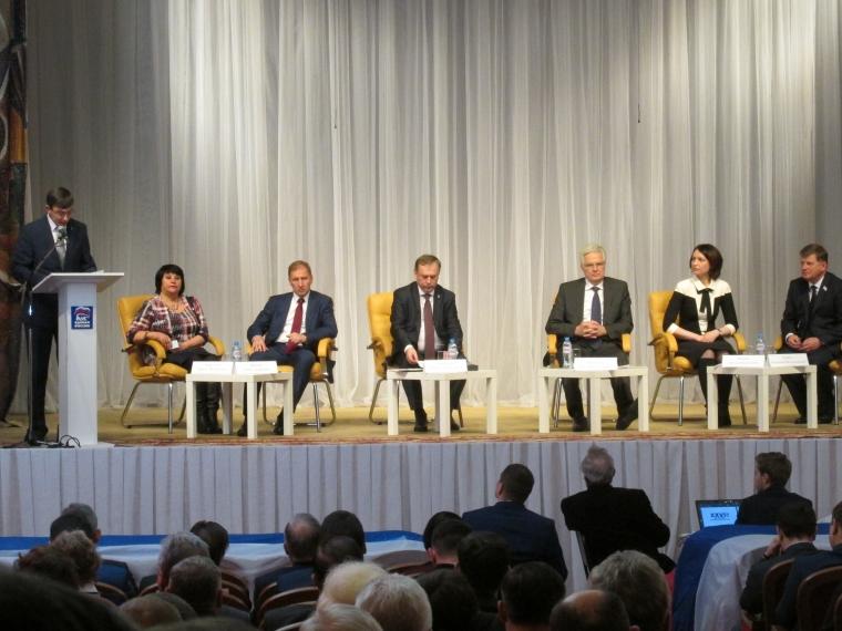 Омские единороссы поддержат Путина, даже если он пойдет на выборы как самовыдвиженец