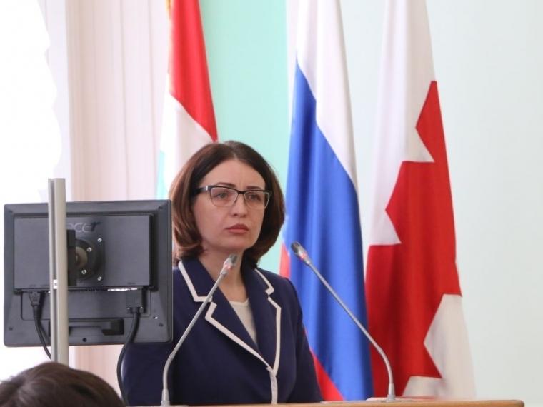 Оксана Фадина вышла в лидеры медиарейтинга первых лиц столиц СФО