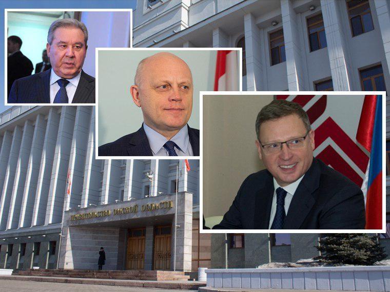 От Полежаева до Буркова: ретроспектива посланий омских губернаторов