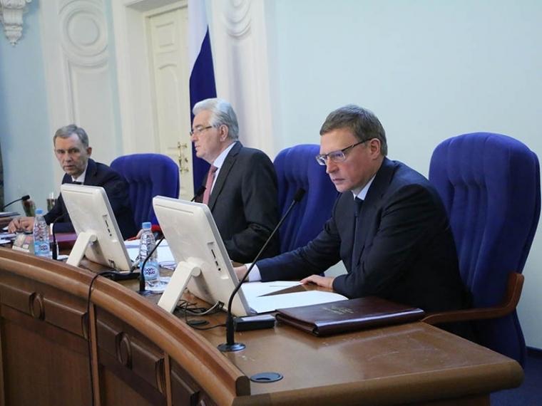 Налоговая служба вычислила вОмской области практически 1800 незаконных маршруток