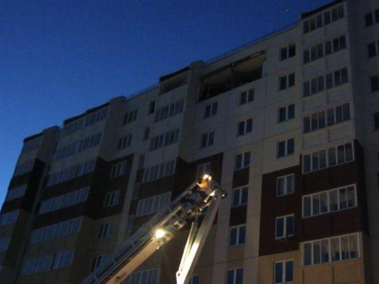 Александр Бурков встретился сжителями дома, вкотором взорвался газ